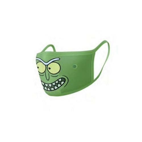 Rick and Morty Pickle Rick arc maszk 2 db-os kiszerelés
