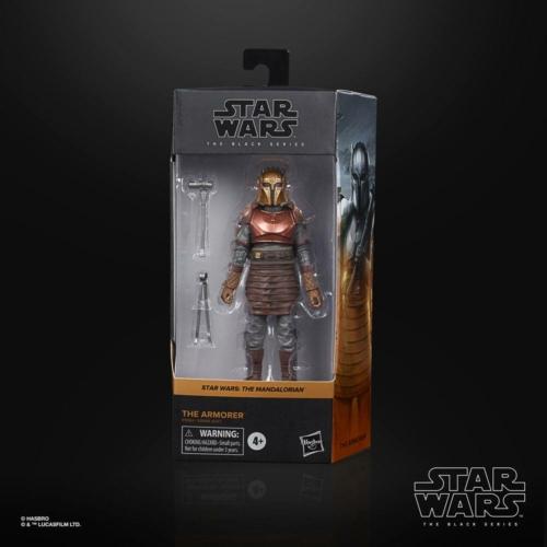 Star Wars Black Series  The Armorer  The Mandalorian) figura 15 cm 2021 Wave 1
