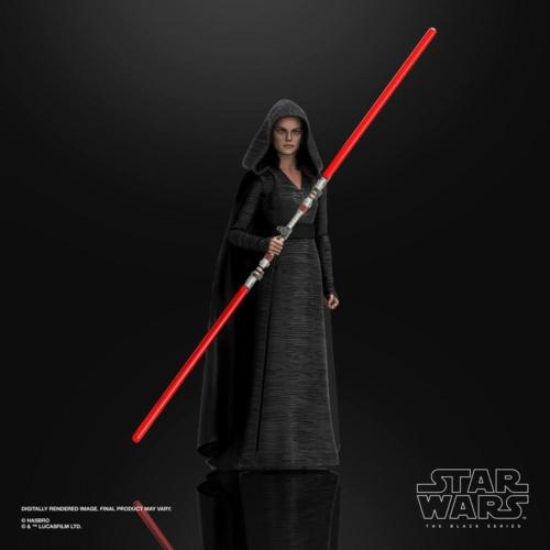 Star Wars Black Series  Rey (Dark Side Vision) (Episode IX) figura 15 cm 2021 Wave