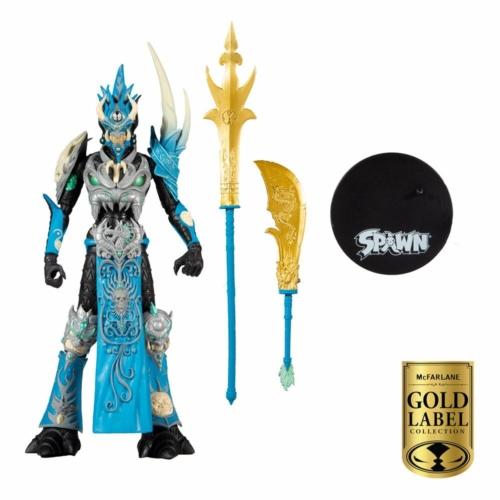 Spawn Az Ivadék Mandarin Spawn Gold Label Series  mozgatható figura 18 cm