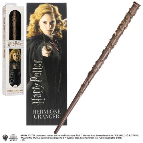 HARRY POTTER filmes replika Hermione Granger díszdobozos exkluzív  Varázspálca 30 cm