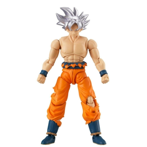 DRAGON BALL  Evolve Ultra Instinct Son Goku mozgatható figura 13 cm