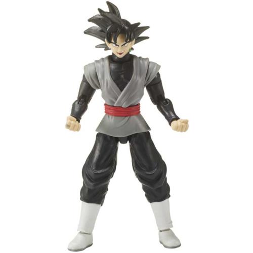 DRAGON BALL Super Dragon Stars Goku Black mozgatható akciófigura 15 cm