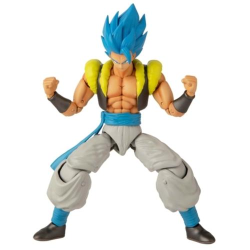 DRAGON BALL Super Dragon Stars mozgatható Super Saiyan Blue Gogeta figura 16 cm