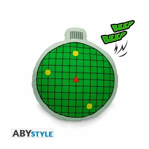 DRAGON BALL hangot adó Radar díszpárna