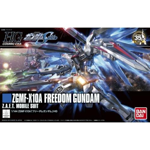 HGCE 1/144 ZGMF-X10A FREEDOM GUNDAM makett