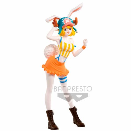ONE PIECE Carrot Sweet Style Pirates figura 17 cm