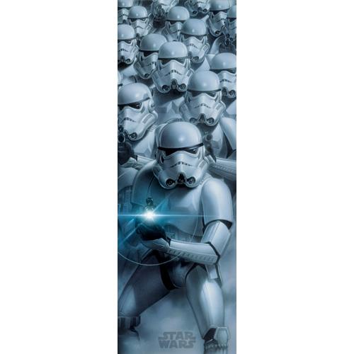 STAR WARS Csillagok Háborúja Troopers ajtó poszter