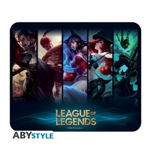 LEAGUE OF LEGENDS  LOL Flexi gamer egérpad Champions