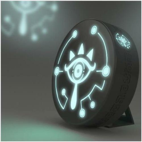 ZELDA  Sheikah Eye Projecor lámpa