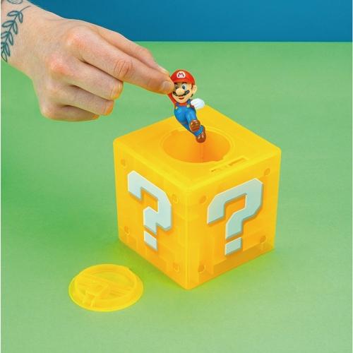 NINTENDO  Super Mario Question Block kocka persely
