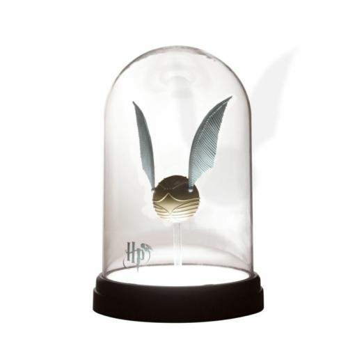 Harry Potter Arany Cikesz dekor lámpa
