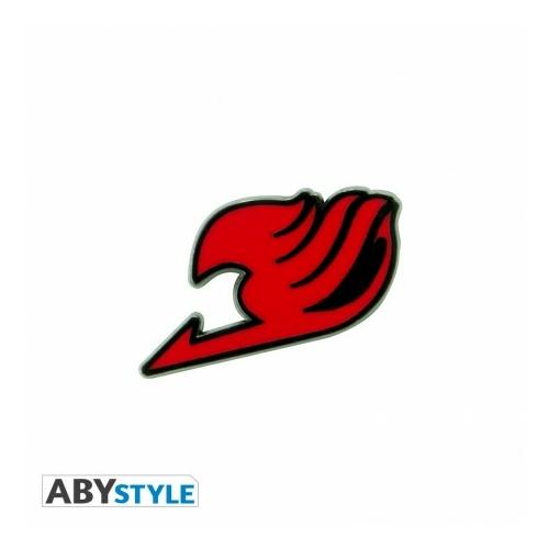 FAIRY TAIL logo kitűző