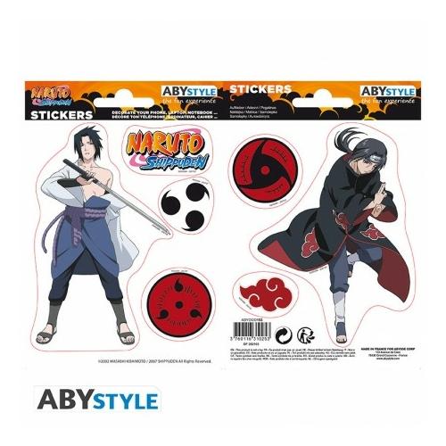 NARUTO Itachi & Sasuke Uchiha matrica csomag