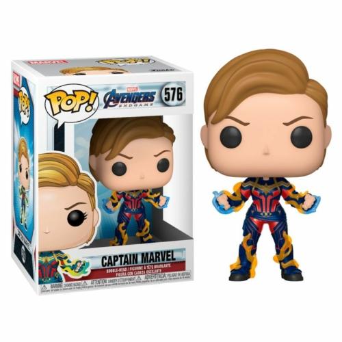 FUNKO MARVEL Captain Marvel short hair POP! figura (576)