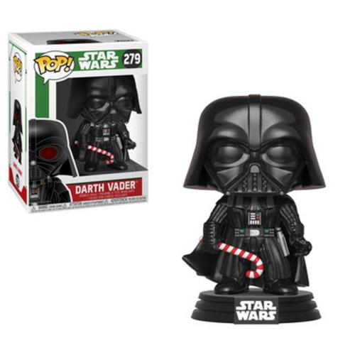 FUNKO STAR WARS Csillagok Háborúja Holiday Darth Vader POP figura (279)