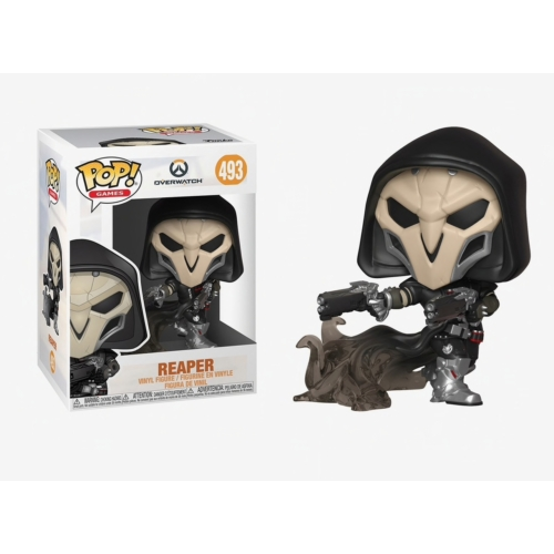 FUNKO OVERWATCH Reaper POP figura (493)