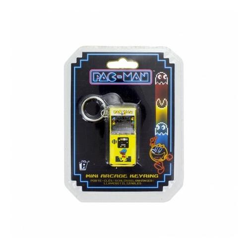 PAC-MAN Arcade 3D kulcstartó
