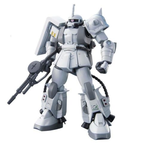 HGUC 1/144 MS-06R-1A ZAKU II (SHIN MATSUNGA MS) makett