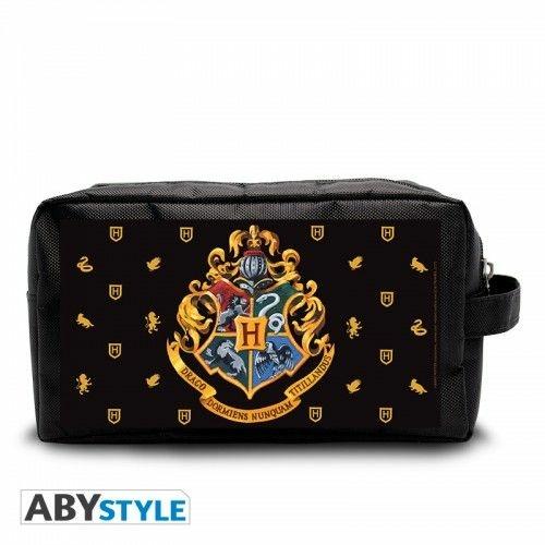 HARRY POTTER Hogwarts sminkes kozmetikai táska tolltartó
