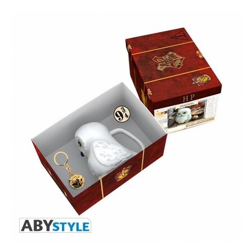 HARRY POTTER Hedwig ajándék doboz