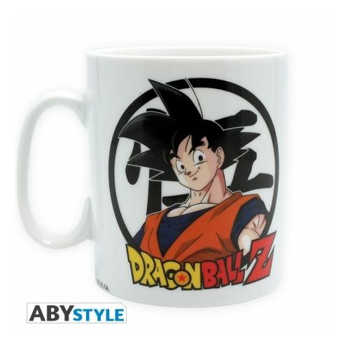 DRAGON BALL Z Goku bögre 460 ml
