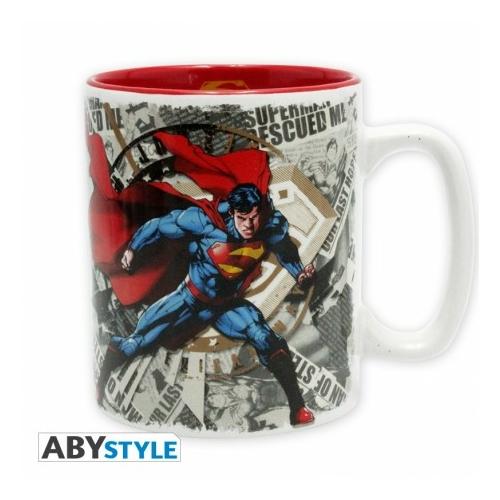 DC COMICS Superman bögre 460 ml