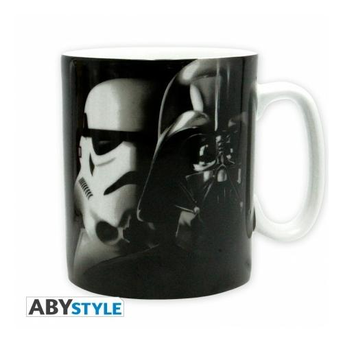 STAR WARS Vader with Trooper 460 ml bögre