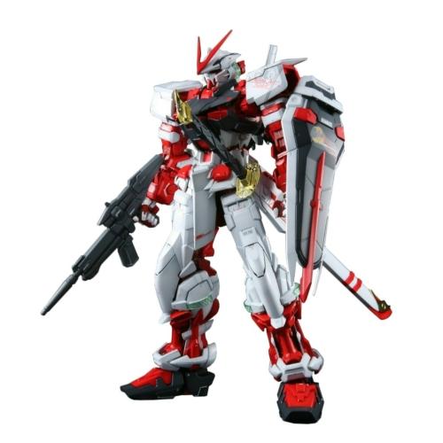 RG 1/144 MBF-P02 GUNDAM ASTRAY RED FRAME makett