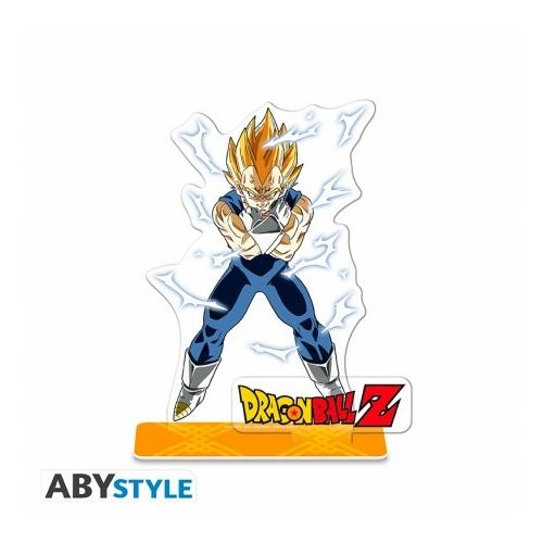 DRAGON BALL Z Vegeta Acryl dísz figura