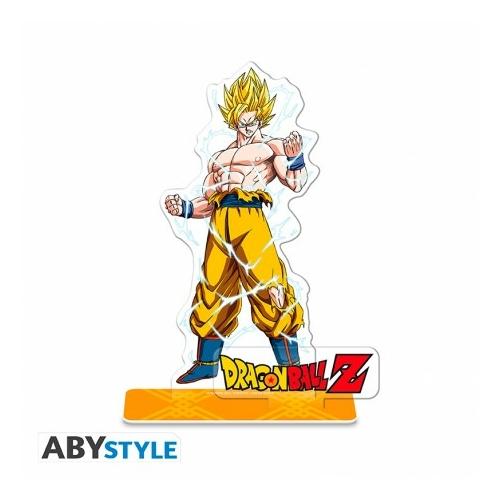 DRAGON BALL Z Goku Acryl dísz figura