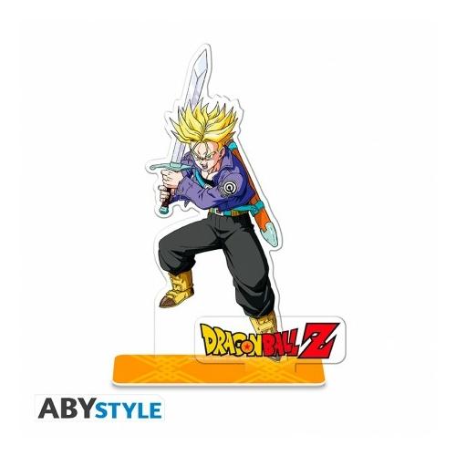 DRAGON BALL Z Trunks Acryl dísz figura