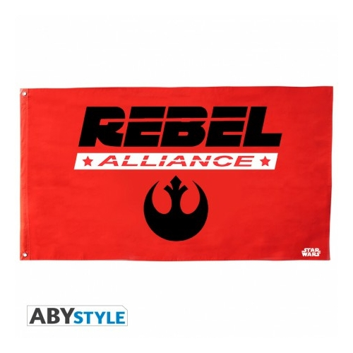 STAR WARS Rebel Alliance zászló
