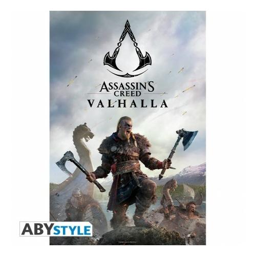 ASSASSIN'S CREED - Valhalla Raid poszter