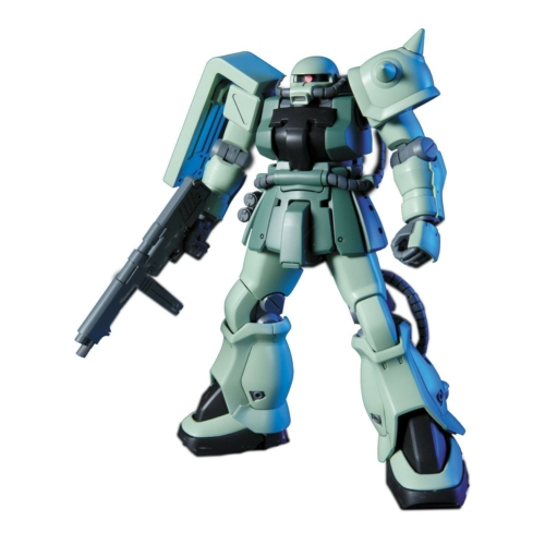 HGUC 1/144 MS-06F-2 ZAKU II F2 makett