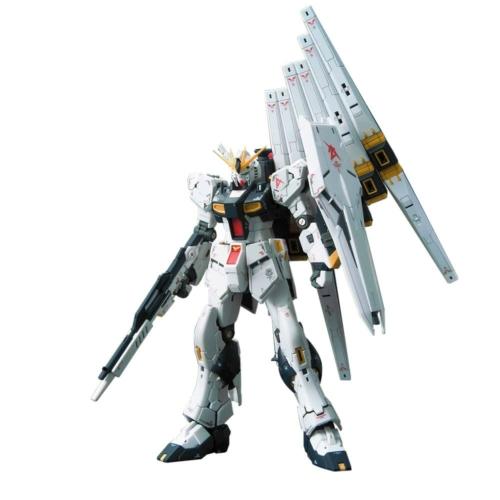 RG 1/144 RX-93 NU GUNDAM makett