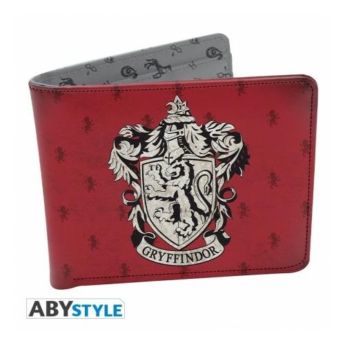 HARRY POTTER Gryffindor Griffendél pénztárca